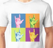 ASL-I Love You Sign Unisex T-Shirt