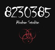 Abraham Setrakian - The Strain by hypetees