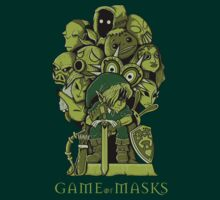 GAME OF MASKS by Fernando Sala