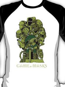 GAME OF MASKS T-Shirt