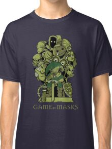 GAME OF MASKS Classic T-Shirt