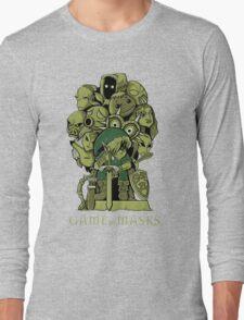 GAME OF MASKS Long Sleeve T-Shirt