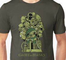 GAME OF MASKS Unisex T-Shirt