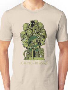 GAME OF MASKS Unisex T-Shirt