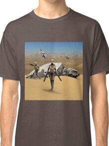 Sexy Sci-Fi 7 Classic T-Shirt