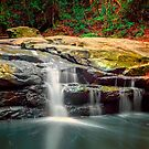 Waterfalls of South East Queensland by Tracie Louise