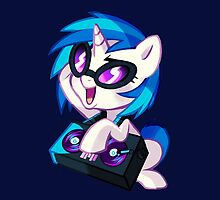 Vinyl Scratch by Pepooni