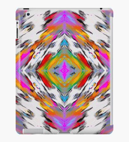 Port Dahlia Colorblind  iPad Case/Skin