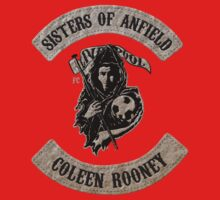 Sons of Anfield - Famous Fans, Coleen Rooney by EvilGravy
