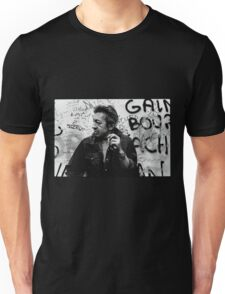 Serge Gainsbourg graffitti Unisex T-Shirt