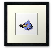 Super Smash Boos - Falco Framed Print
