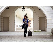 A day out in Greenwich, London.  Photographic Print