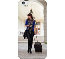 A day out in Greenwich, London. Greenwich Hospital iPhone Case/Skin