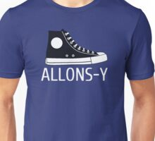 Allons-y Doctor who Unisex T-Shirt