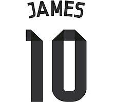 James 2014/2015 Photographic Print