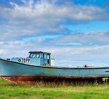 Waiting for Repairs by kenmo