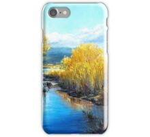 Tuscon light iPhone Case/Skin