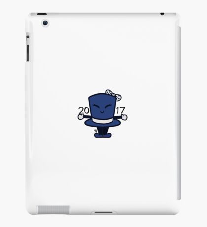 Tippy the Top Hat '17 iPad Case/Skin