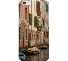 Cannaregio, Venice iPhone Case/Skin
