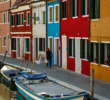 Burano, Venice by fotosic