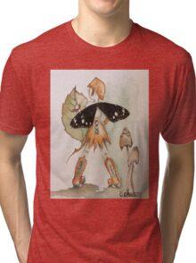 warrior fae Tri-blend T-Shirt