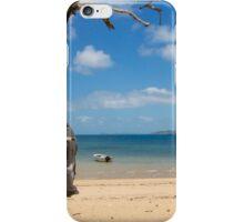 Main Beach Thursday Island  iPhone Case/Skin