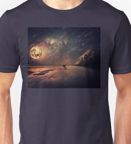 Wild Adventure Moonlight Unisex T-Shirt