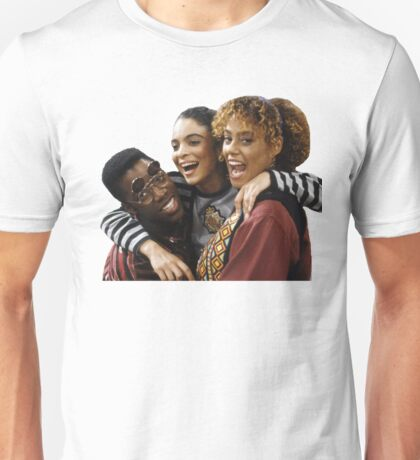 A Different World D+W+F Unisex T-Shirt