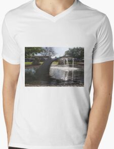 The Tail of Victor Harbor Mens V-Neck T-Shirt
