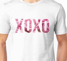 XOXO Roses Unisex T-Shirt