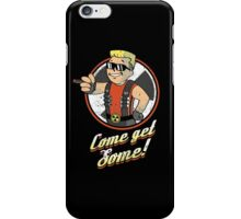 Come get Some iPhone Case/Skin