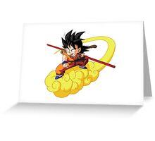 Sangoku  Greeting Card