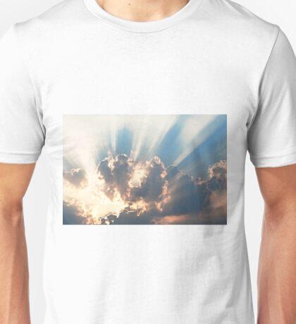 Rays of hope Unisex T-Shirt