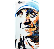 Mother Theresa  iPhone Case/Skin