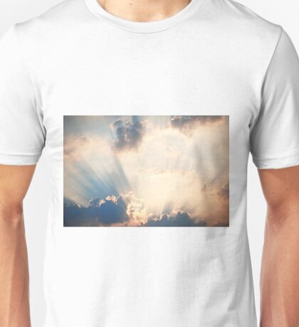 There is always light Unisex T-Shirt