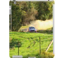 Hyindai i20 WRC iPad Case/Skin