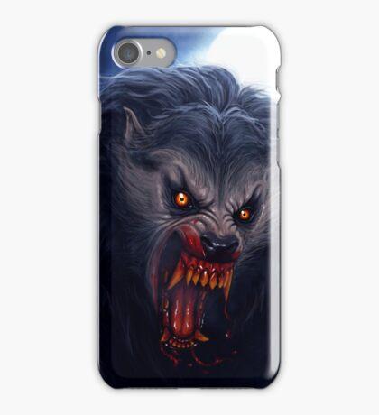Beware the Moon... iPhone Case/Skin