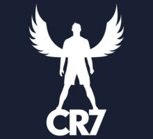 CR7 angel white by sw7design
