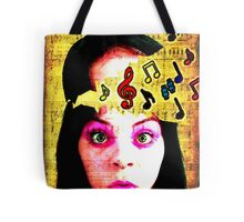 Musical Genius Tote Bag