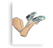 Nike  Canvas Print
