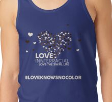 Love Interracial, Love The Swirl Life Tank Top