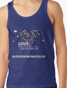 Love Interracial, Love The Swirl Life T-Shirt