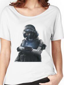 IQ - Rainbow 6 Siege - portrait Women's Relaxed Fit T-Shirt