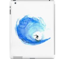 Surf Wave Art iPad Case/Skin
