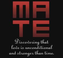 Mate (Soul & Mate Couples Design) T-Shirt