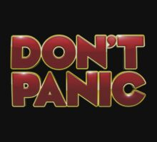 Don't Panic by chwatson