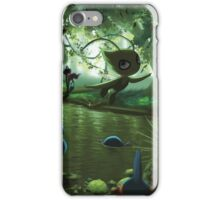 Depths of the forest iPhone Case/Skin