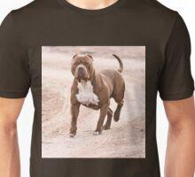 Hexin the pit bull  Unisex T-Shirt