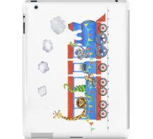 Circus Train  iPad Case/Skin
