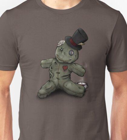 Mad Hatter Rag Doll Unisex T-Shirt